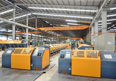 Nhà máy mạ Plato hoàn thiện dây chuyền sản xuất